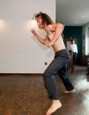 Jan Holický - lektor brazilské Capoeiry